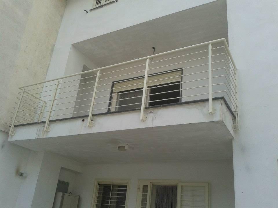 Ringhiere e recinzioni per balconi - Fabbro Caterino Angelo